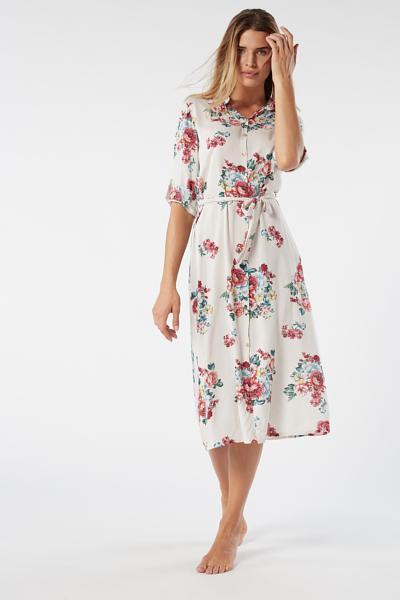 Viscose Floral 3/4 Camisole