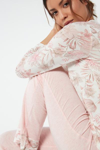 Spring Breeze Long Modal Pyjamas