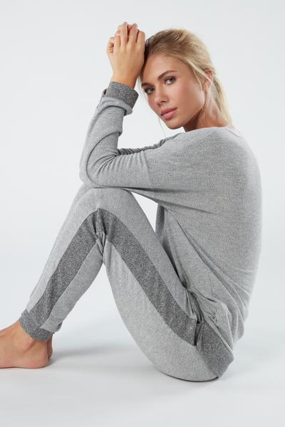 Trikot-Pyjama