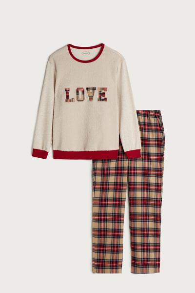 Long Loving College Pyjama