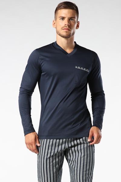 Pantaloni Lunghi in Cotone SUPIMA® Mercerizzato