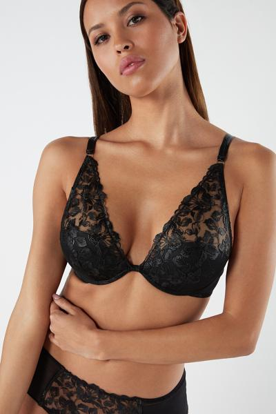 Soutien-gorge Balconnet Elena Glossy Glam
