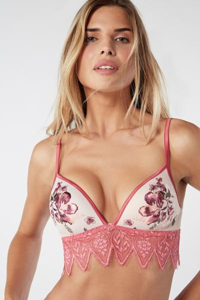 Soutien-gorge Triangle Tiziana Autumn Bouquet
