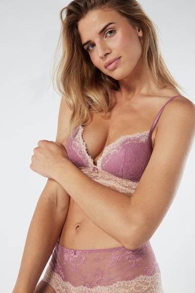 Tiziana Pastel Dream Triangle Bra