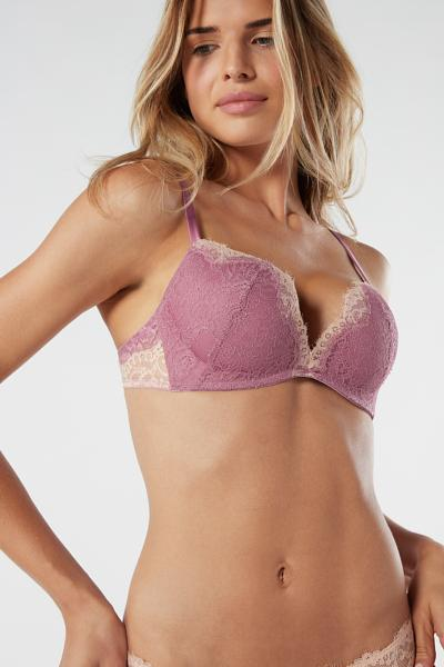 Monica Pastel Dream Push-up Bra