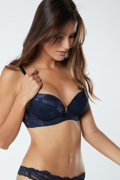 Sujetador Super Push-Up Mia Garden Elegance