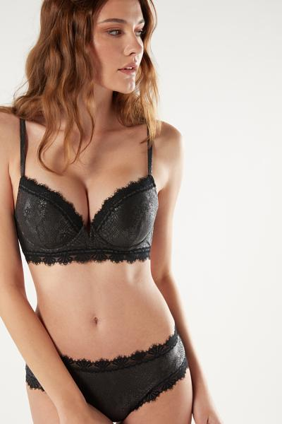 Mia Soft Snake Super Push-up Bra