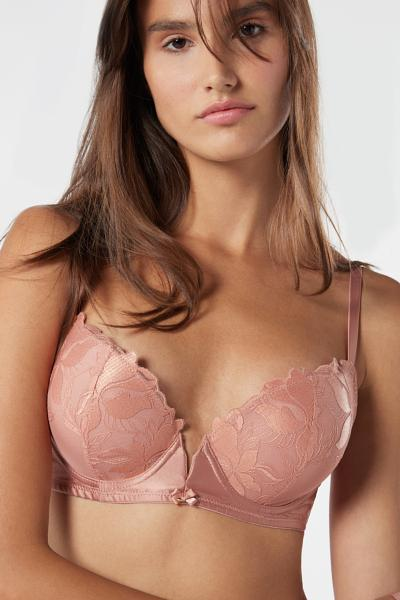 Reggiseno Super Push-Up Mia Glamorous Bloom
