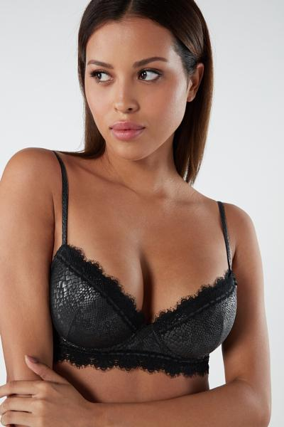 Bellissima Soft Snake Push-up Bra