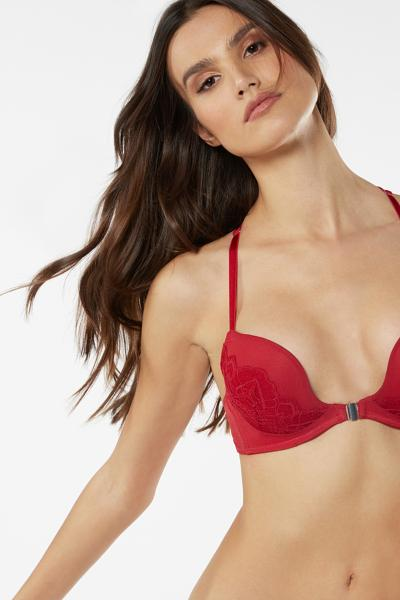 Monica Lady Sheer Push-Up Bra