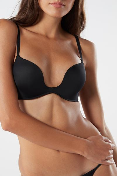 Reggiseno Push-Up Monica in Microfibra