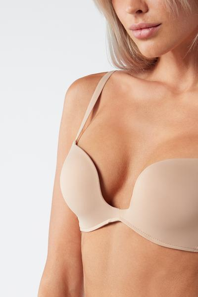 Soutien-gorge Push Up Monica en Microfibre