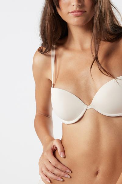 Silvia Multifunction Push-up Bra in Microfiber