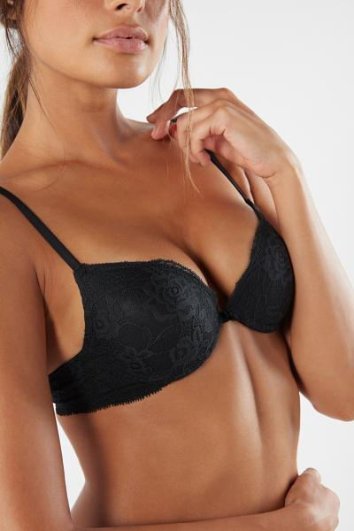 Reggiseno Super Push-Up Simona in Pizzo