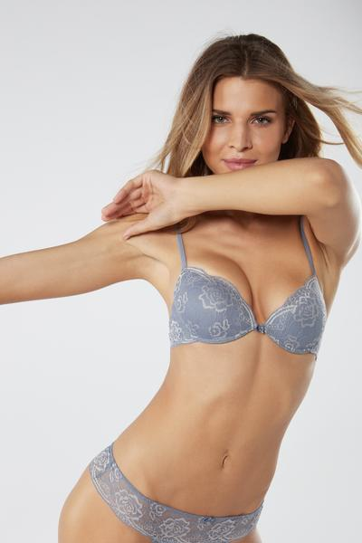 Bellissima Lace Push-Up Bra