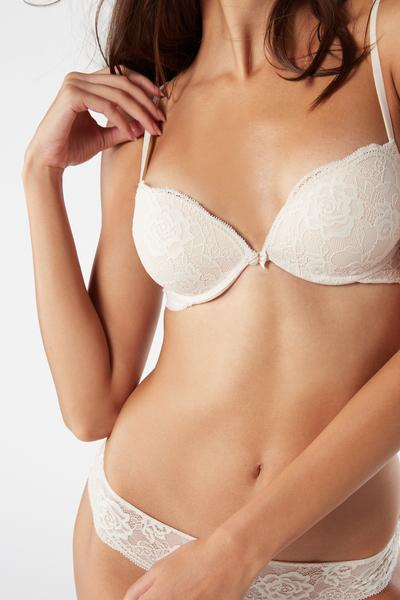 Silvia Lace Push-Up Bra