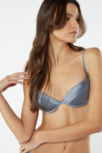 Soutien-gorge Push-up Bellissima in Soie