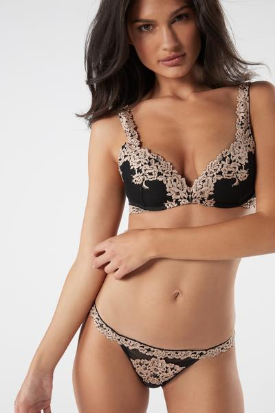 Sujetador Push-Up Gioia Pretty Flowers