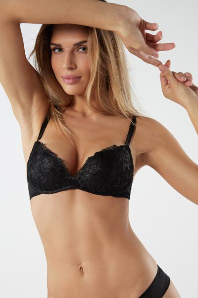 Gioia Glossy Glam Super Push-up Bra