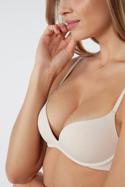 Gioia Microfibre Super Push-Up Bra