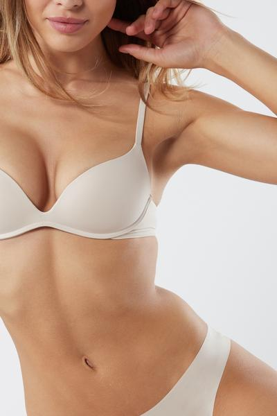 Gioia Microfiber Super Push-Up Bra