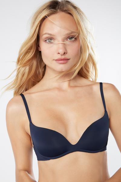 Reggiseno Super Push-Up Gioia in Microfibra