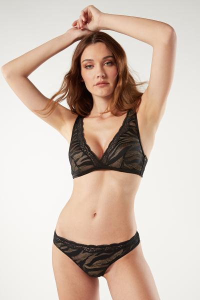 Soutien-gorge Triangle Wild Party