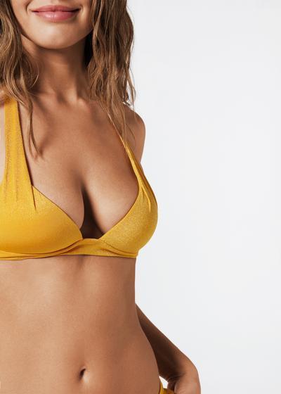 Irene Padded Triangle Bikini Top