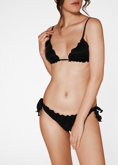 Audrey Triangle Bikini Top