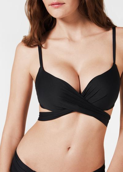 Indonesia Extra Padded Push Up Bikini Top