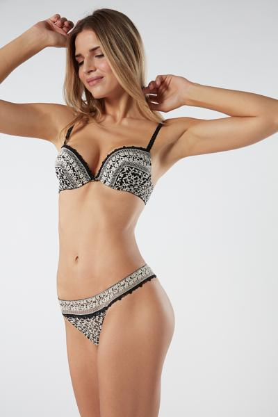 Brazilian-Slip Let Me Be Romantic