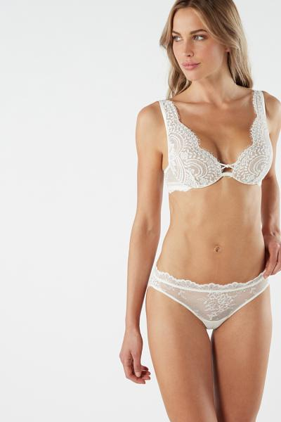 Love Knot Brazilian Knickers