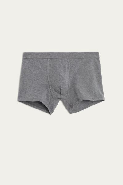Weite Boxershorts aus Supima®-Baumwolle