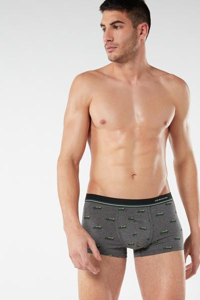 All-Over Print Stretch Supima Cotton Boxers