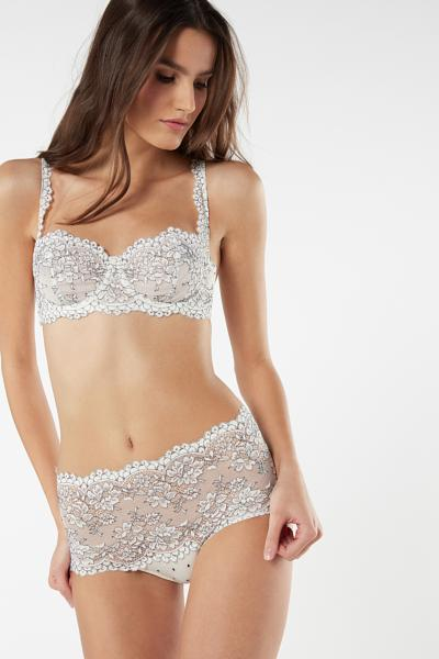 Lace Desire French Knickers