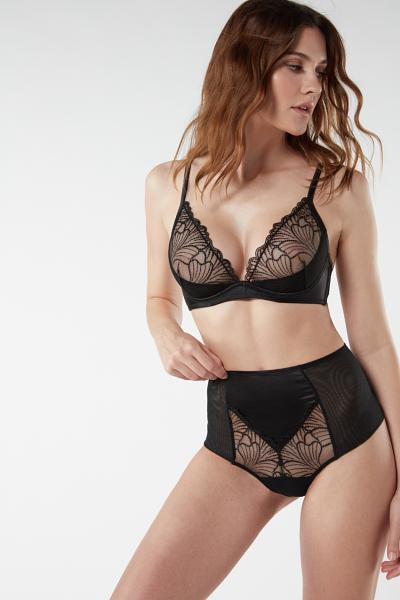 FRENCH KNICKERS BRASSIERE DARK Desire