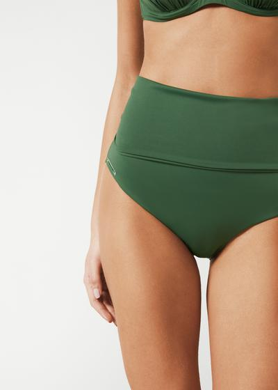 Indonesia Fold Over Bikini Bottoms