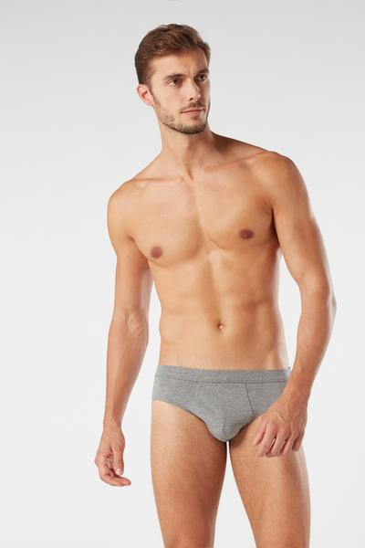 Stretch Cotton Briefs
