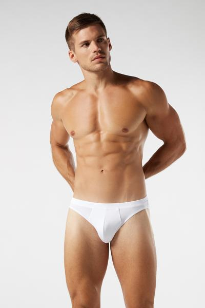 Stretch Cotton Low Rise Briefs