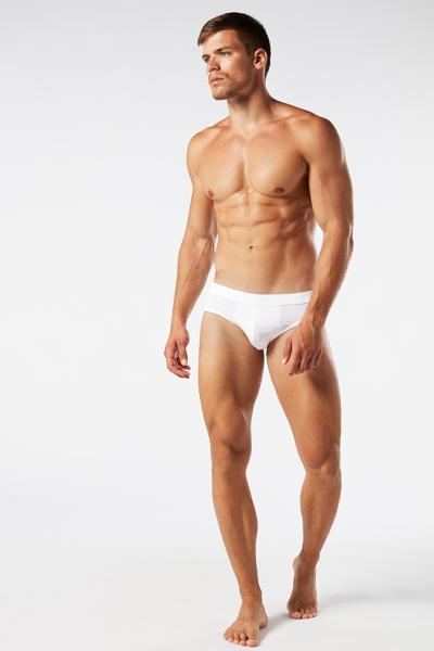 Stretch Egyptian Cotton Briefs