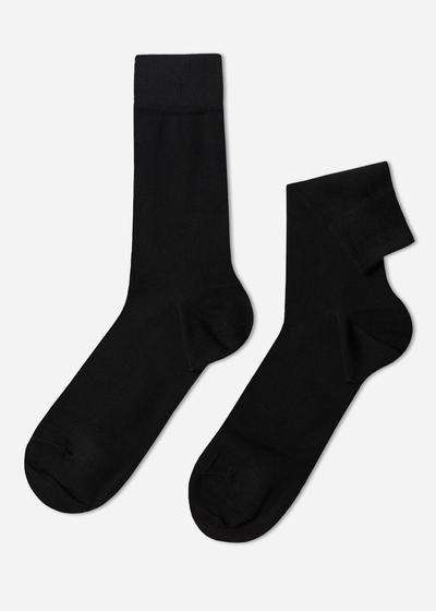 Short Warm Cotton Socks
