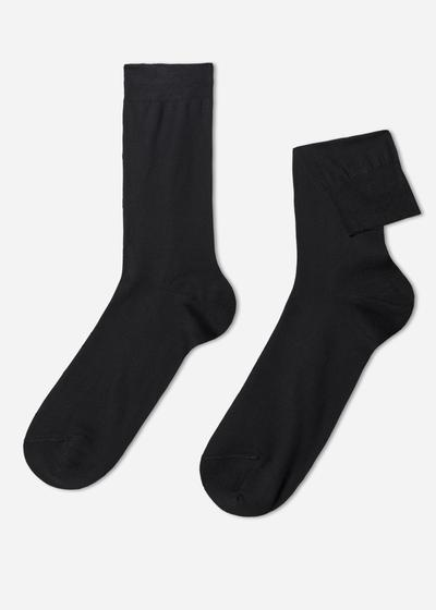 Short Egyptian Cotton Socks