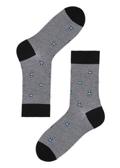 Calcetines cortos hombre estampados