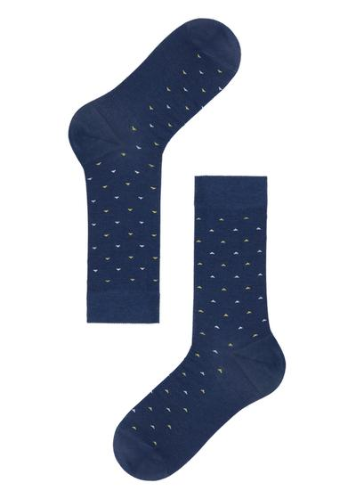 Patterned ankle socks