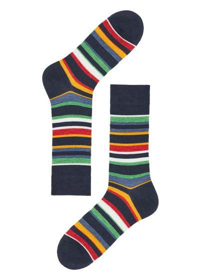 Krátké Vzorované Ponožky