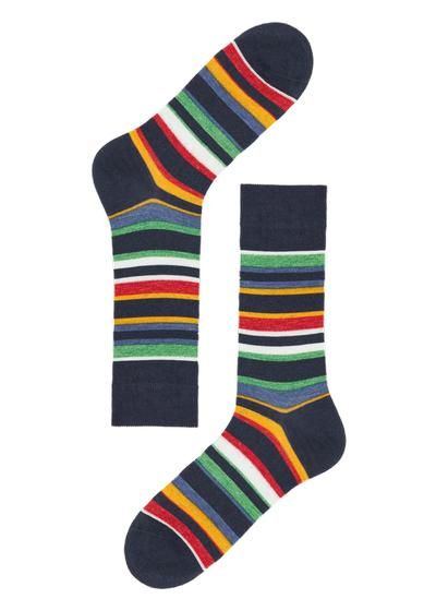 Socken mit Fil d'Ecosse