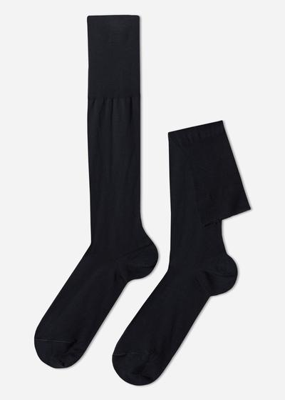 Long Lisle Socks