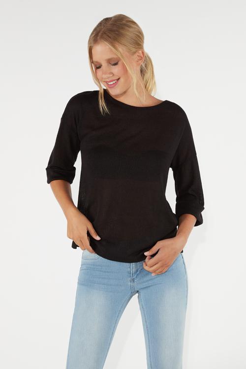 d8d3c2e63 Mangas compridas e camisolas para Mulher - Descobre-as online