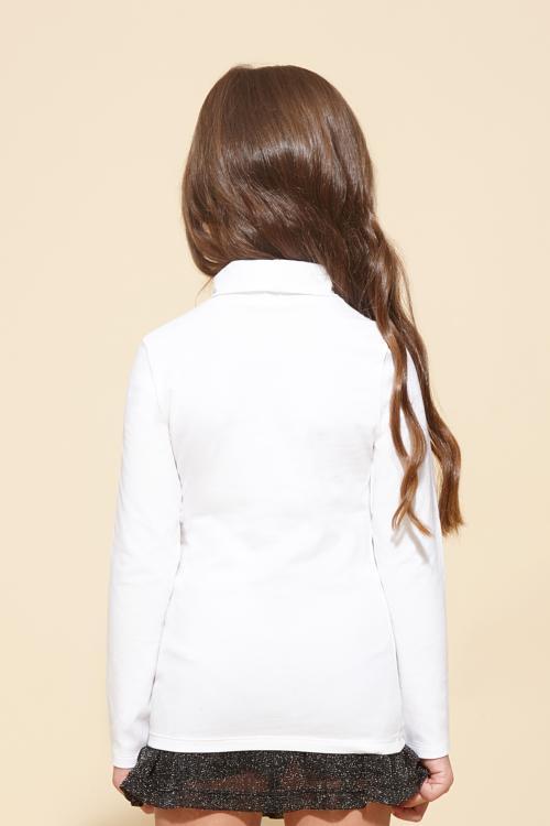 3cd6f5319 Camiseta Manga Larga Cuello Alto Algodón Térmico
