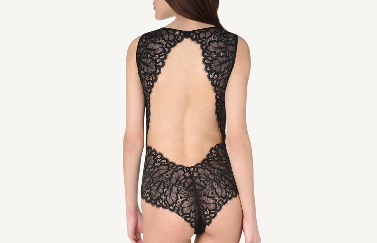 18f5969afee14e Lace Transparence Tulle and Lace Body